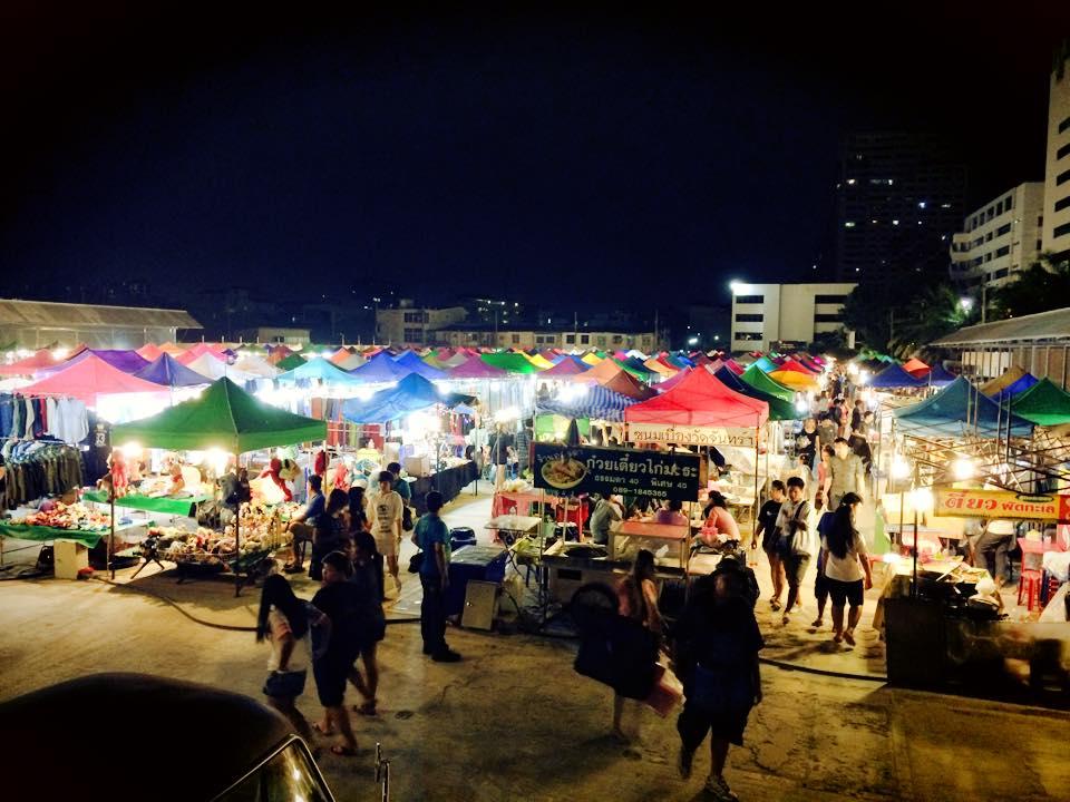 Nonthaburi Night Market