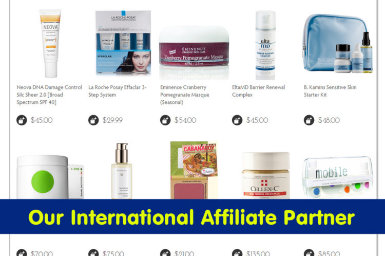 Provide luxury, and physician-dispensed skin care products.