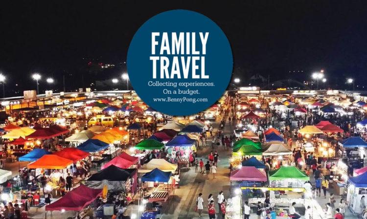 Bangkok's cool night market tour