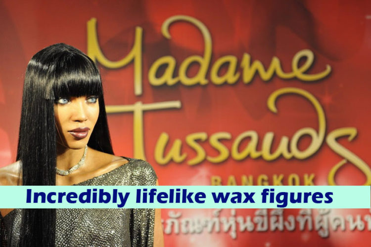 Madame Tussauds – Iconic Landmark at Siam Discovery