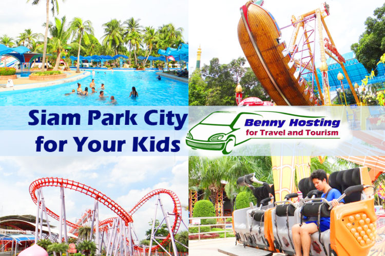 Bangkok Water Park And Amusement Park