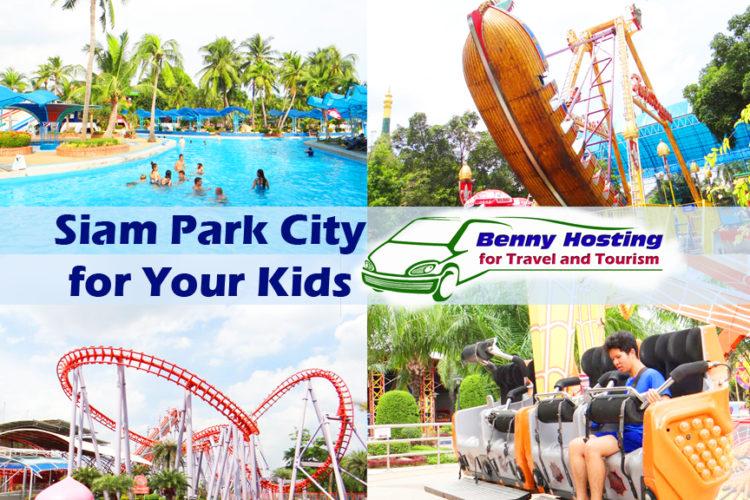 Bangkok Water Park And Amusement Park