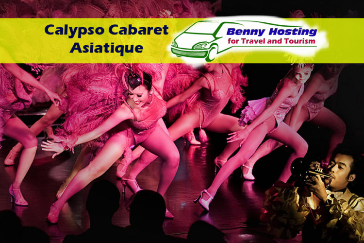Show by Thai ladyboys