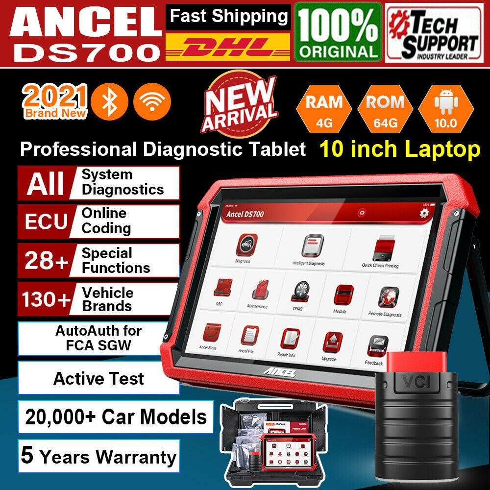 ANCEL DS700 Pro OBD2 Scanner